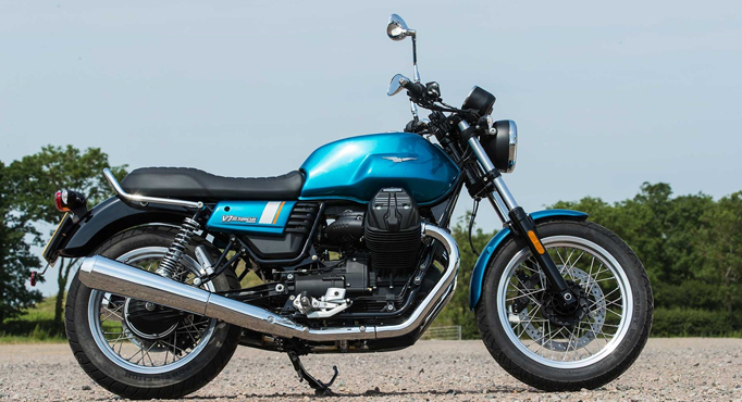 The Limited Moto Guzzi V7 III Range in Australia