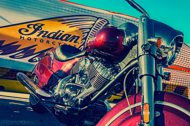 Indian Motorcycles Taking Over Australia
